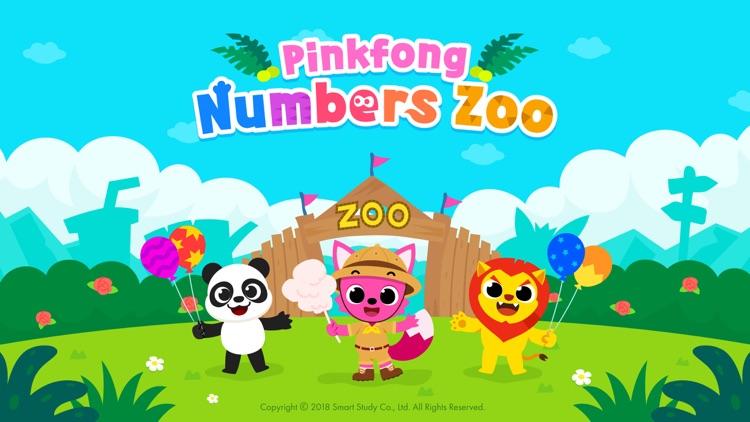 Pinkfong Numbers Zoo screenshot-4