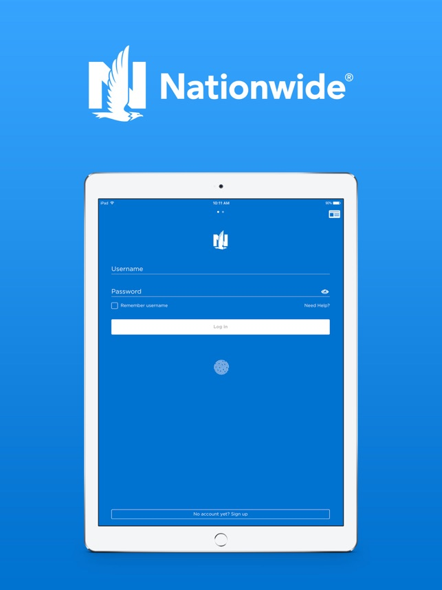 Nationwide Claims Phone Number >> Nationwide Mobile On The App Store