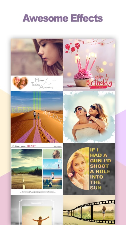 Effectshop Pic & Collage Maker screenshot-4
