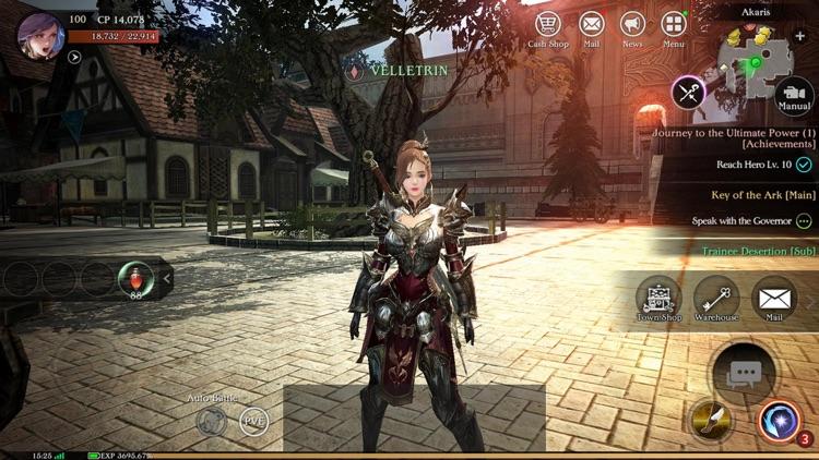 TALION screenshot-7