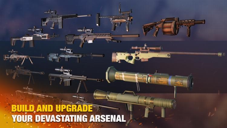 Bullet Strike: Sniper 3D PvP screenshot-6