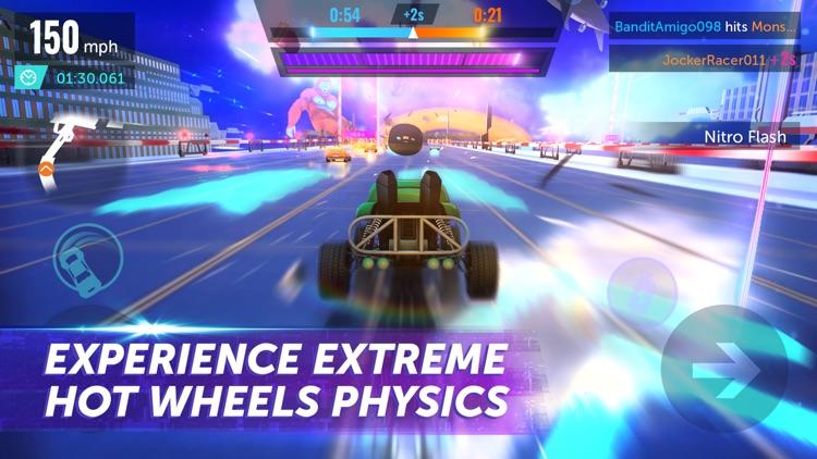 Hot Wheels Infinite Loop screenshot-3
