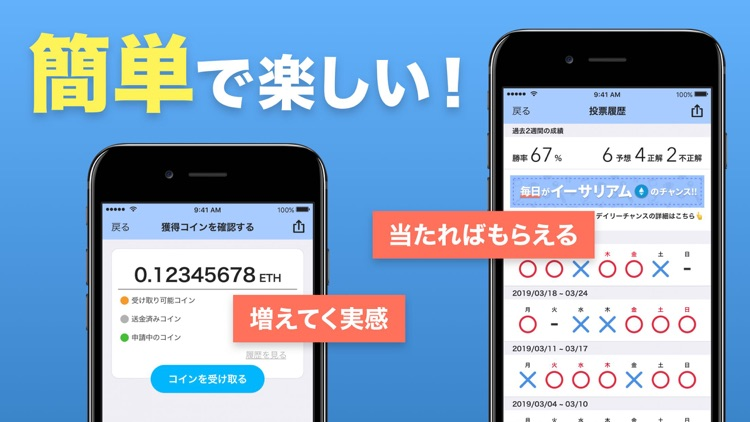 ぴたイーサ-イーサリアム相場予想アプリの決定版!
