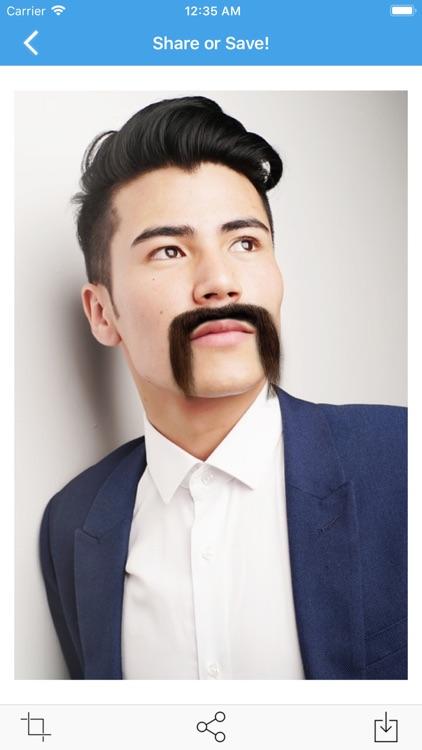 Mustache Photo PRO screenshot-5