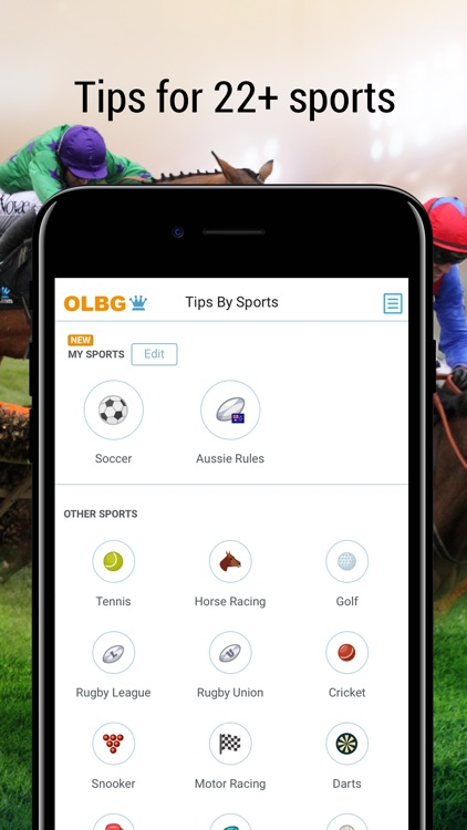Sports betting tips with OLBG screenshot-5