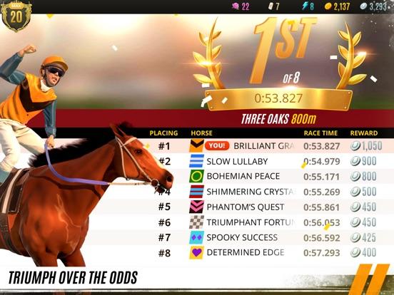 Rival Stars Horse Racing screenshot 14