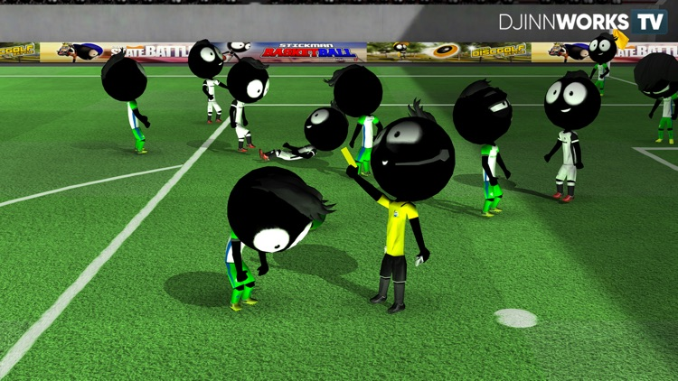 Stickman Soccer 2018 screenshot-2