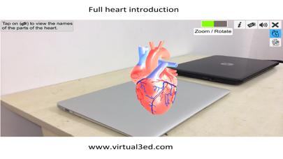 AR Heart - An incredible pump screenshot 1