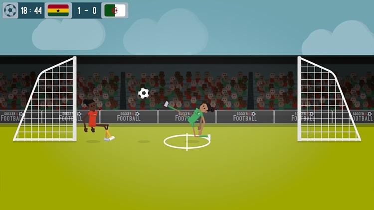 Soccer Is Football screenshot-3