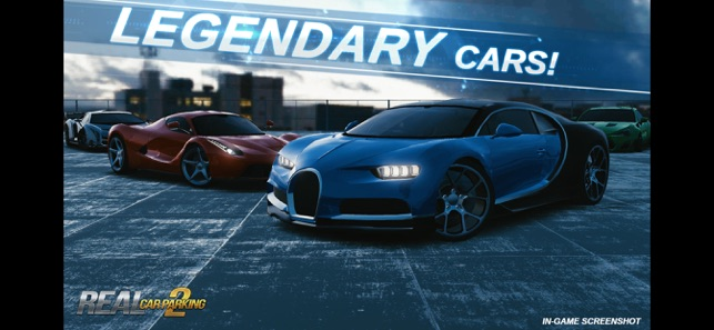 Real Car Parking 2 On The App Store