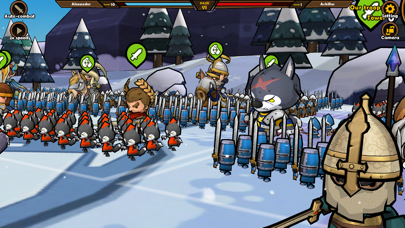 Mini Warriors 2 screenshot 5