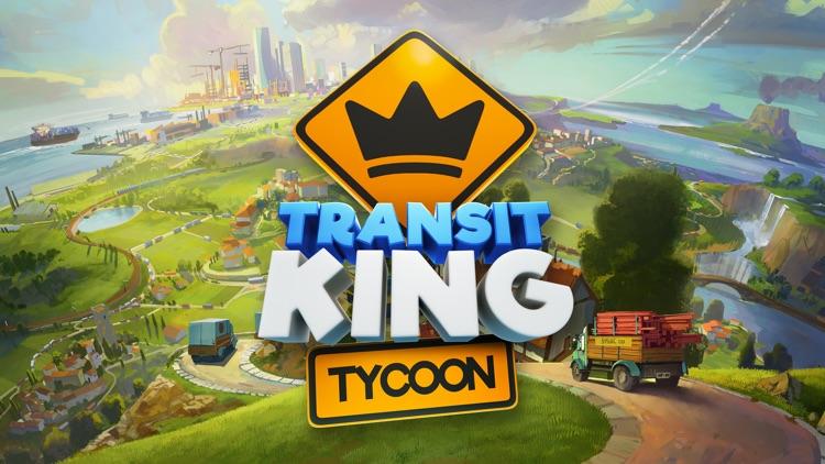 Transit King Tycoon - Building screenshot-6