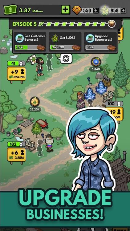 Bud Farm: Idle Tycoon screenshot-4