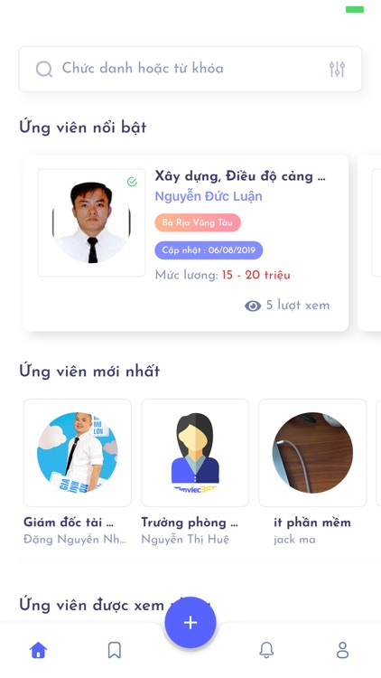 Tìm việc làm và tuyển dụng 365 screenshot-6