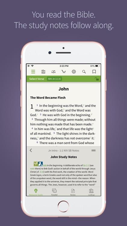 Olive Tree Bible App screenshot-6