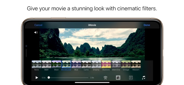 iMovie on the App Store