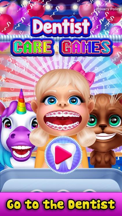 Dentist Care Games screenshot-5