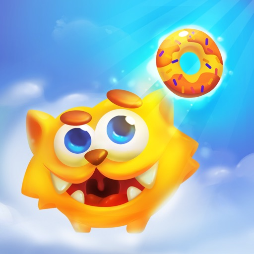 Catio-Feed The Cat By Cut Rope