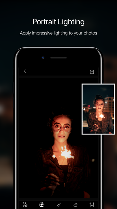 Phocus: Portrait mode editorのおすすめ画像4