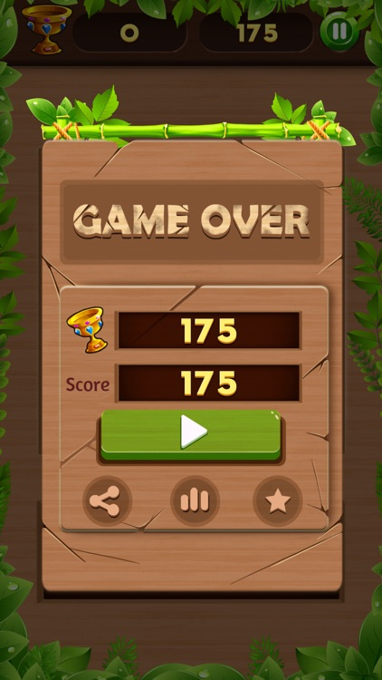 Wood Block Puzzle King Mania screenshot-3