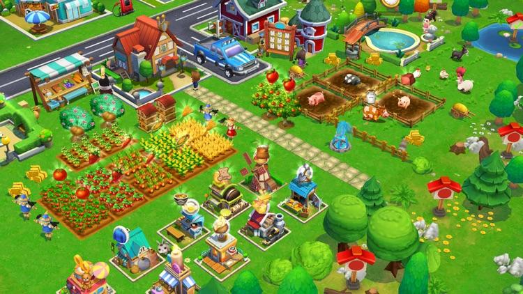 欢乐养猪场:我的农场 screenshot-3