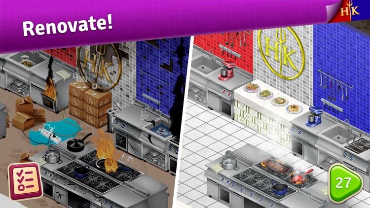 Hell's Kitchen: Match & Design