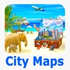 Top City Maps of the World - iPhoneアプリ