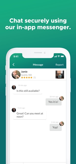 a3ad46c88127 OfferUp - Buy. Sell. Simple. on the App Store