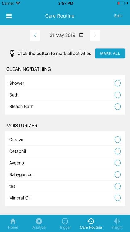 EczemaLess, an AI Eczema Guide screenshot-6