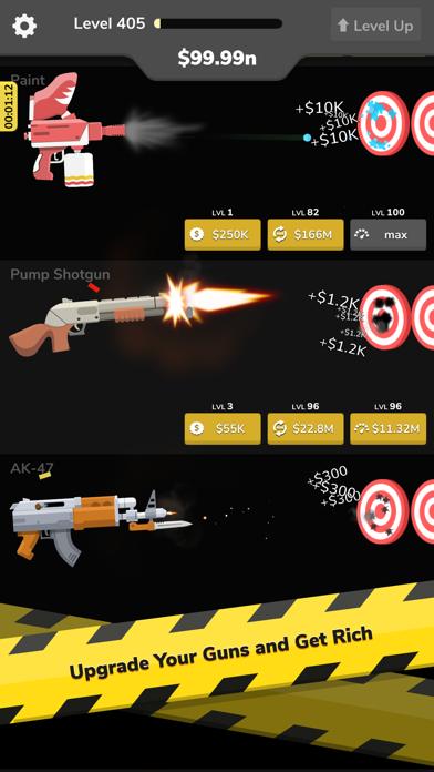 Gun Idle screenshot 1