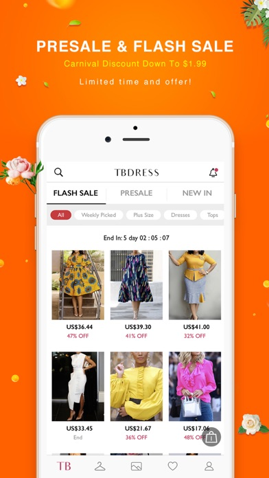Download Tbdress Shop Fashion & Trends for Pc
