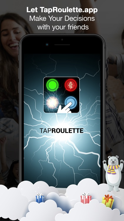 shock my friend tap roulette v
