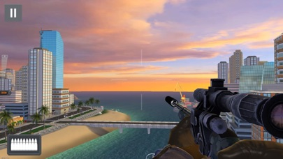 Screenshot for Sniper 3D: Fun Shooting Games in Hong Kong App Store