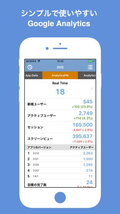 AnalyticsPMのスクリーンショット1