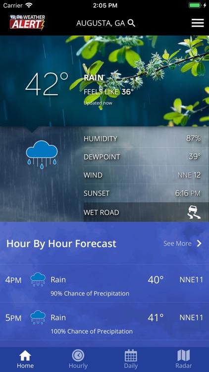 WRDW Weather