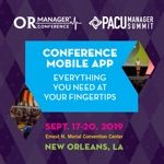 OR Manager Conference 2019