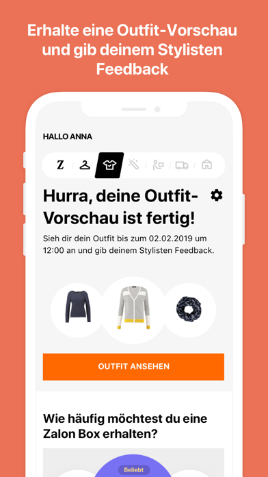 Herunterladen Zalon – Stilberatung & Mode für Pc