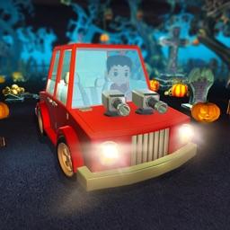 Creepy Car Rider Haunted Game
