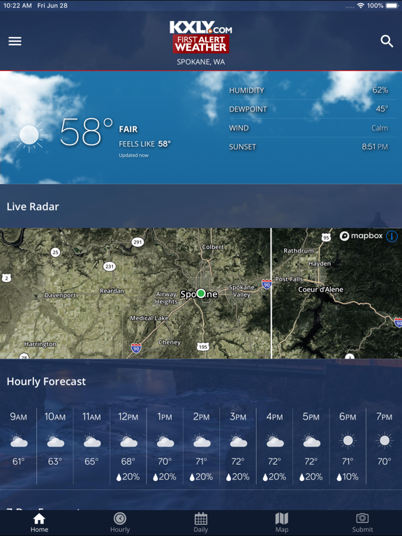 KXLY Weather | App Price Drops