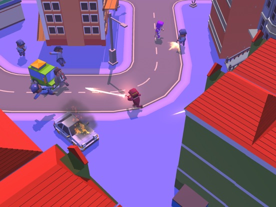 Nice City: Drive & Shoot screenshot 8