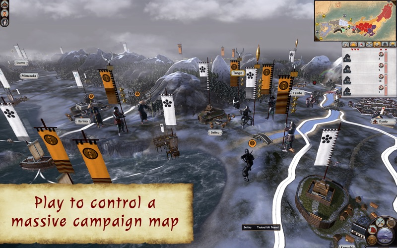 Total War: SHOGUN 2 screenshot 4