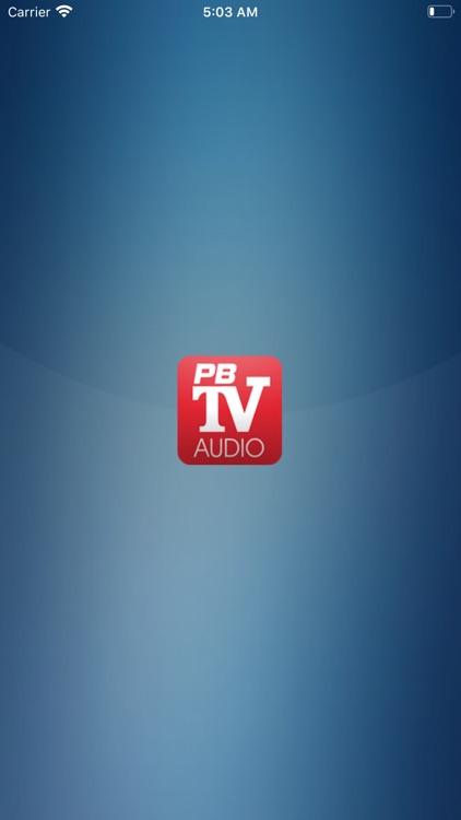 PBTV Audio