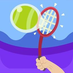 Cool! Tennis league sports