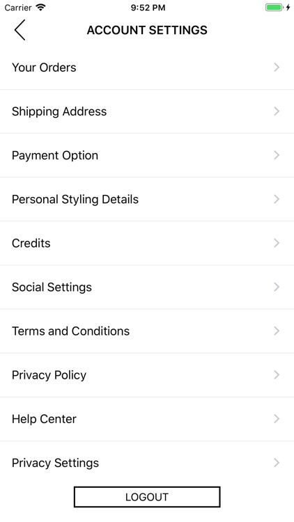 Fashom - Personal Styling App screenshot-8