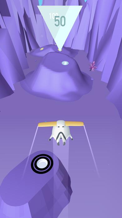 Sky Glider 3D screenshot 1