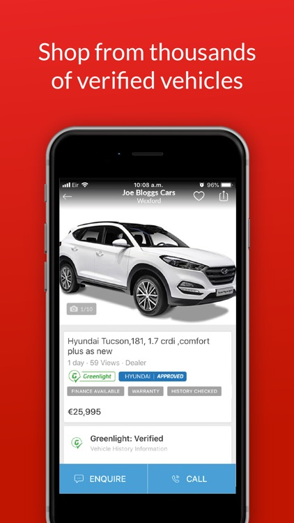 DoneDeal: Cars For Sale screenshot-3