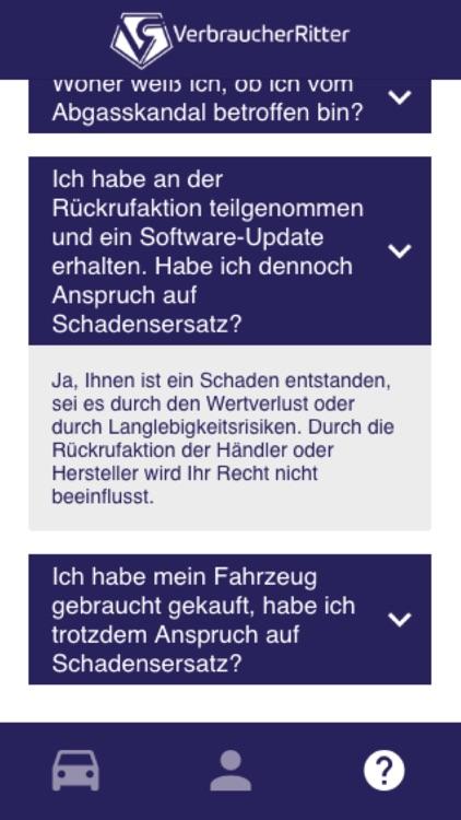 VerbraucherRitter screenshot-7