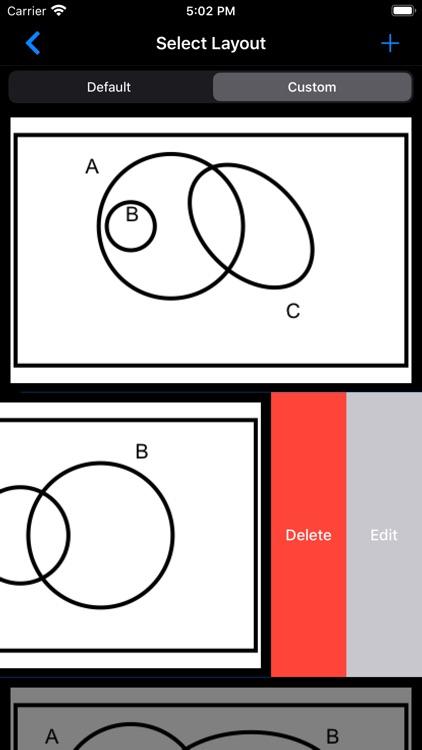 Venn Diagram Shader screenshot-5