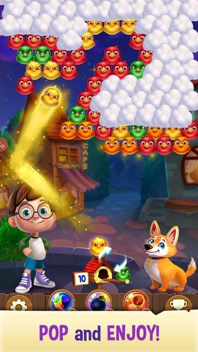 Bubble Birds V - Shooter screenshot 5