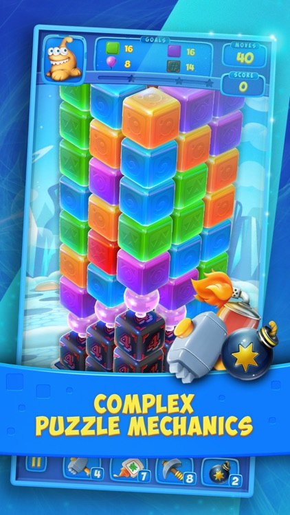 Cube Blast: Match screenshot-3